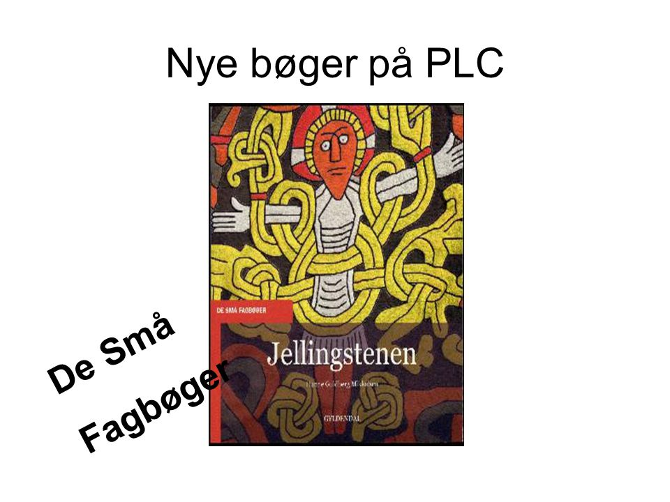 Nye bøger på PLC De Små Fagbøger