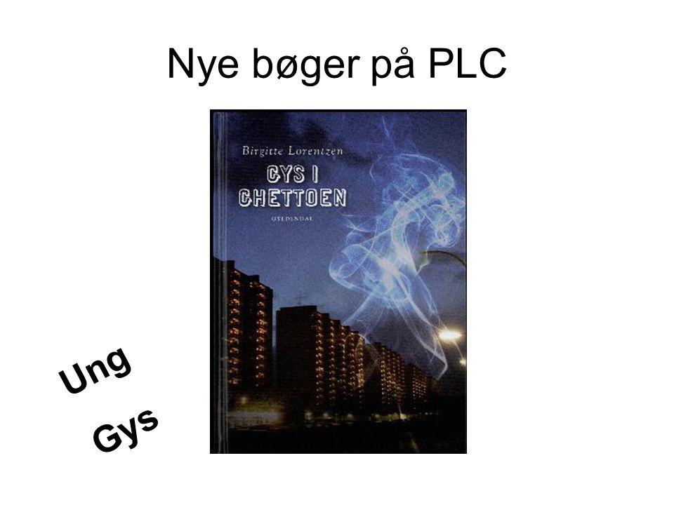 Nye bøger på PLC Ung Gys