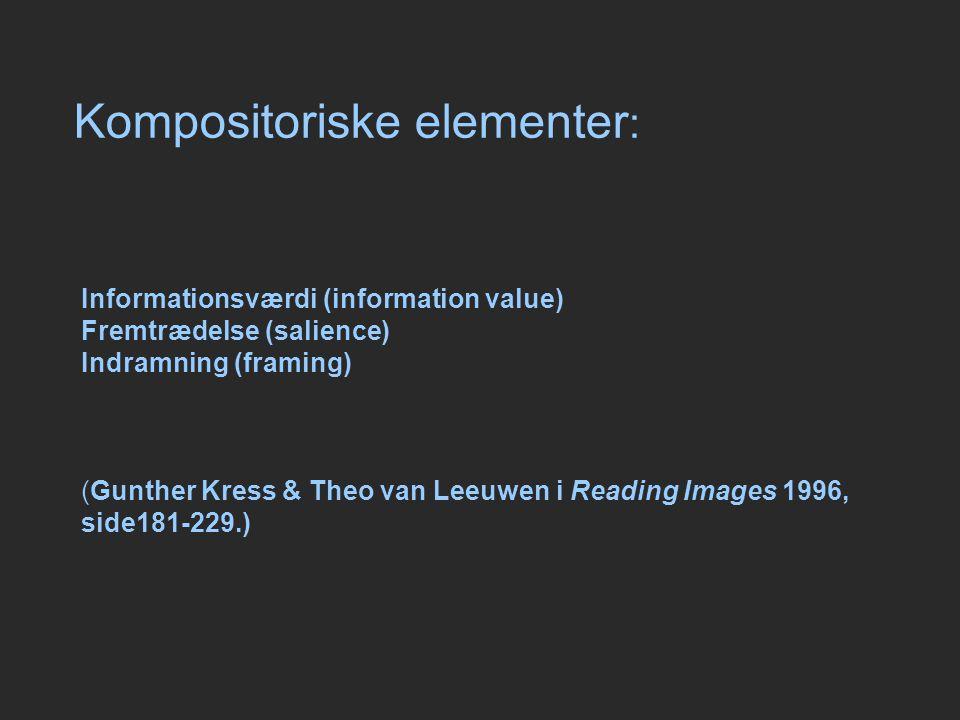 Kompositoriske elementer: