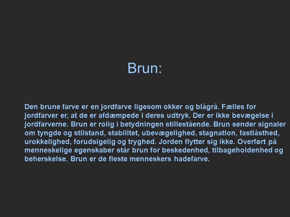 Brun: