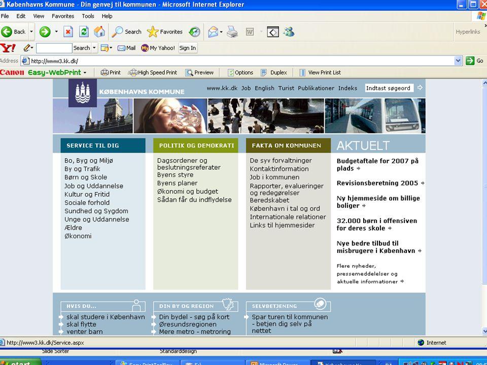 Typisk web-site