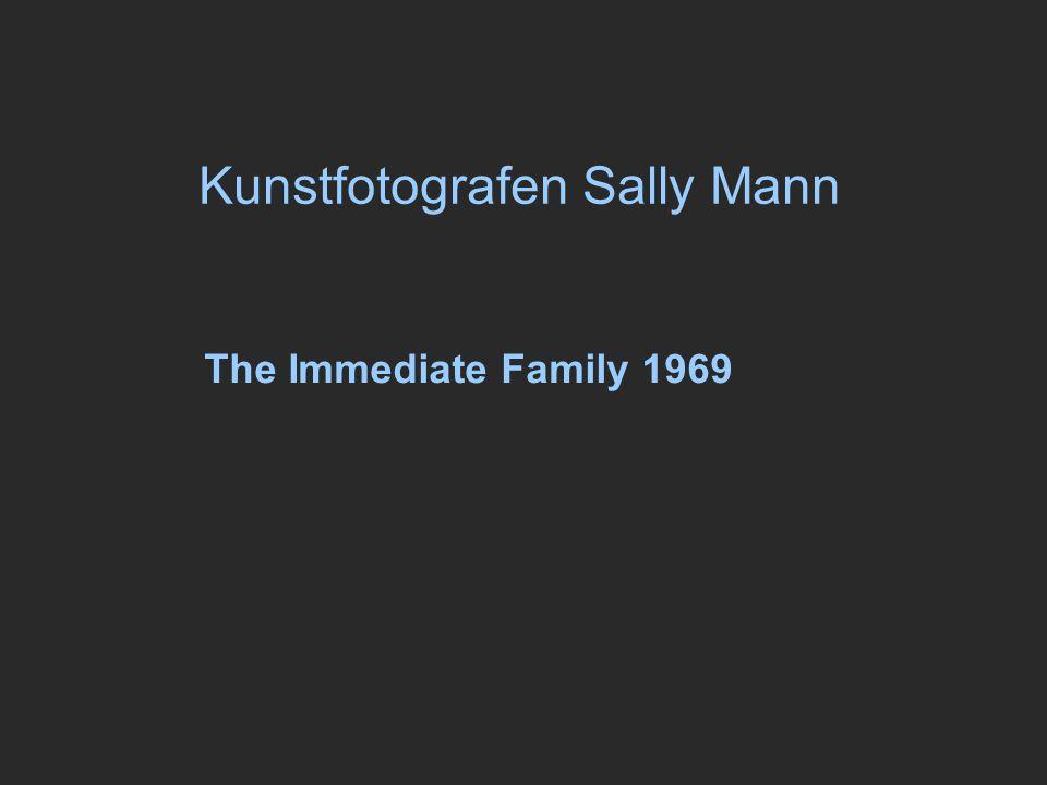 Kunstfotografen Sally Mann