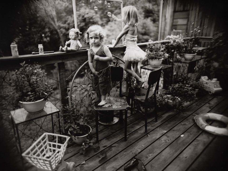 Blowing Bubbles,1987