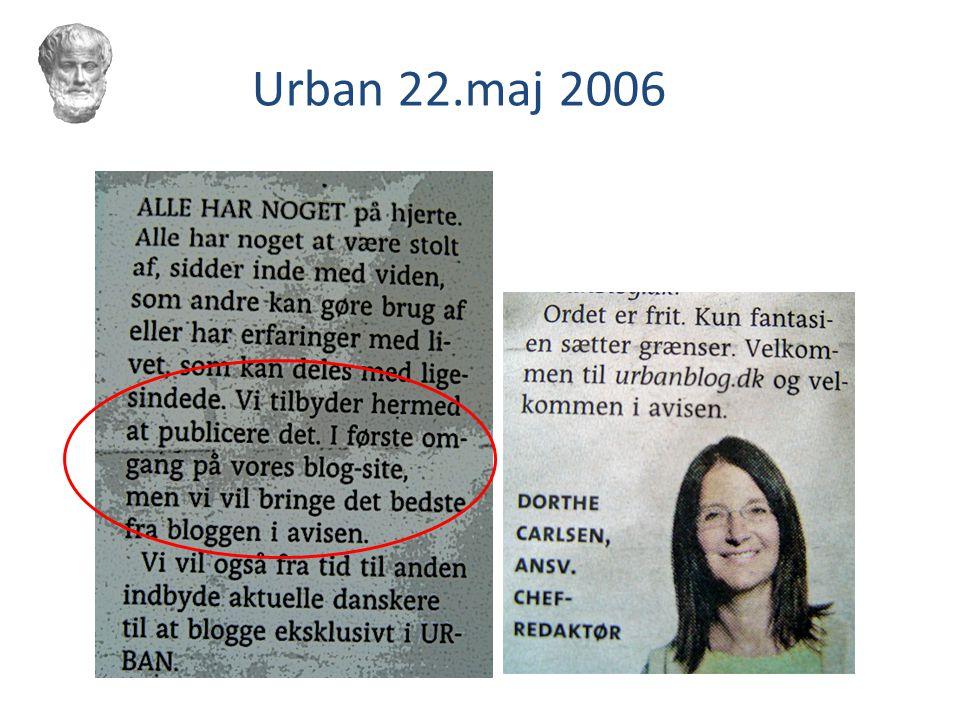 Urban 22.maj 2006