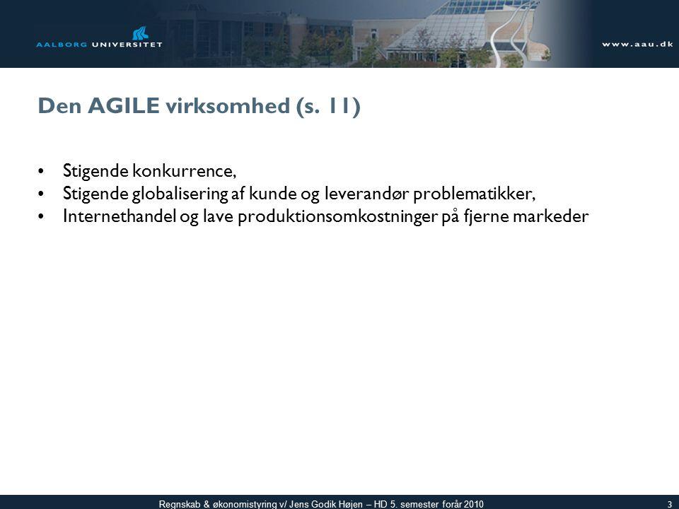 Den AGILE virksomhed (s. 11)