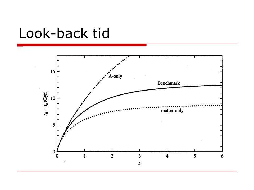 Look-back tid