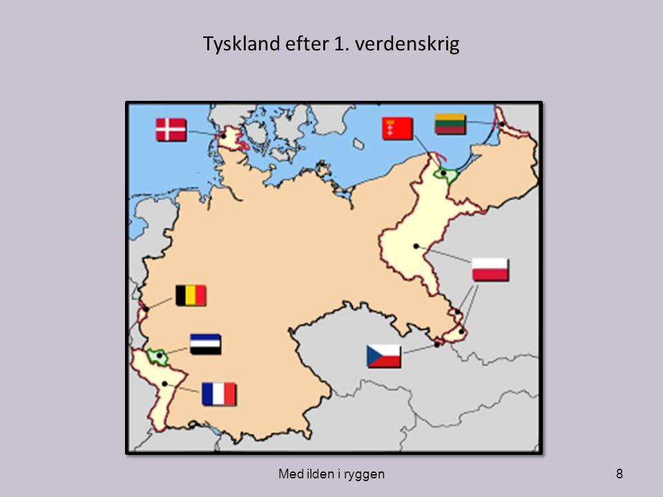 Tyskland efter 1. verdenskrig