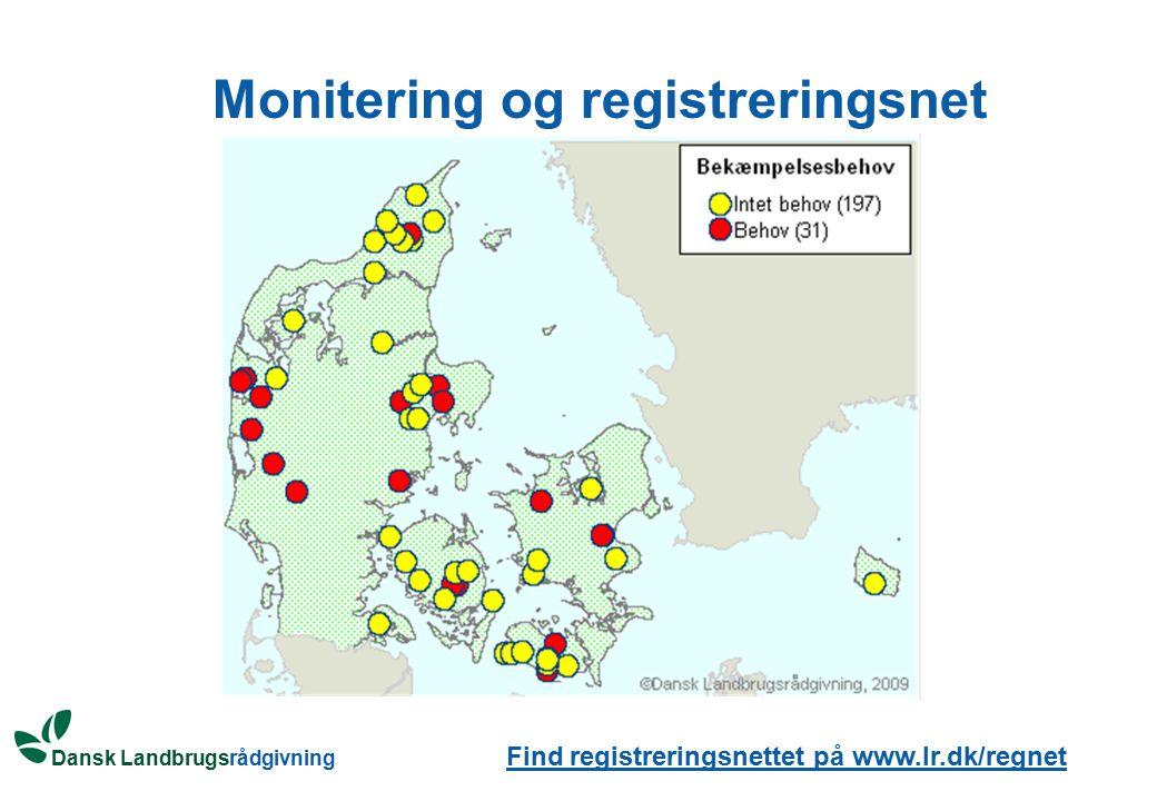 Monitering og registreringsnet