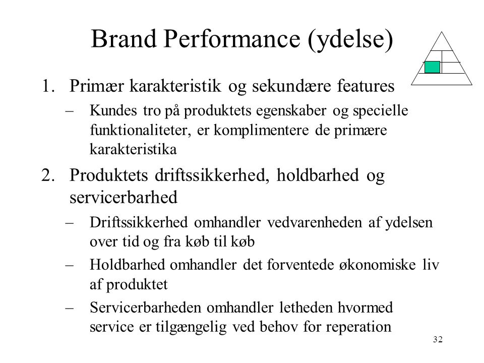 Brand Performance (ydelse)
