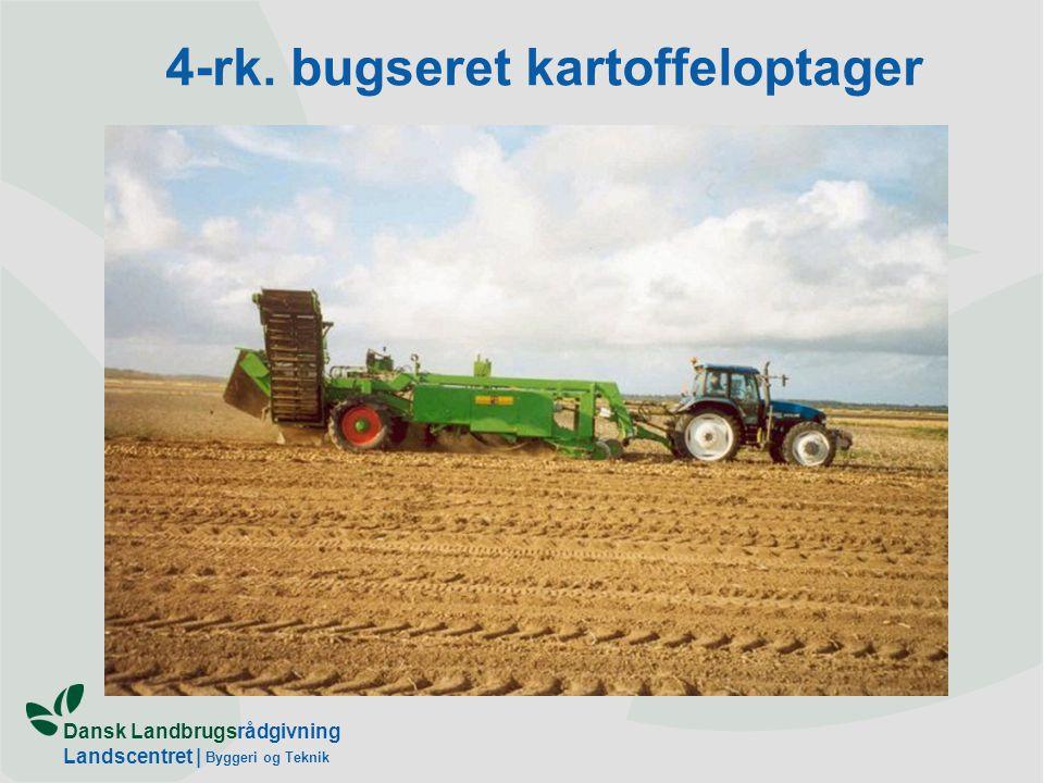4-rk. bugseret kartoffeloptager