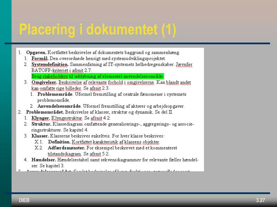 Placering i dokumentet (1)