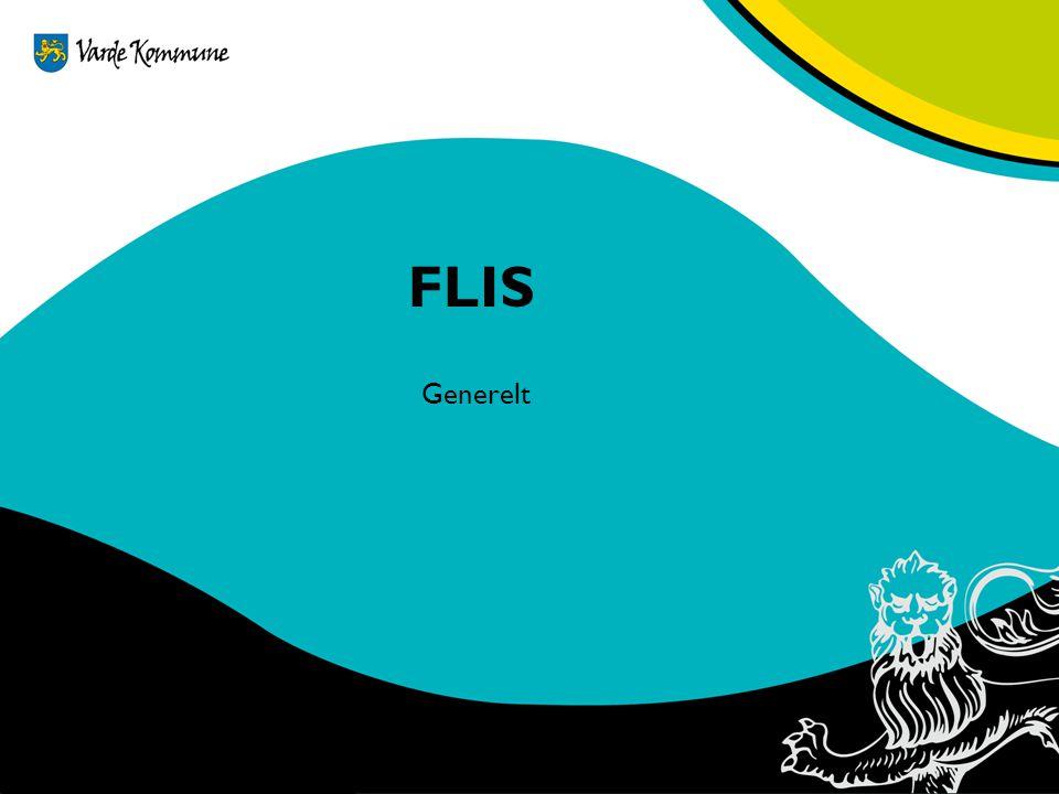 FLIS Generelt