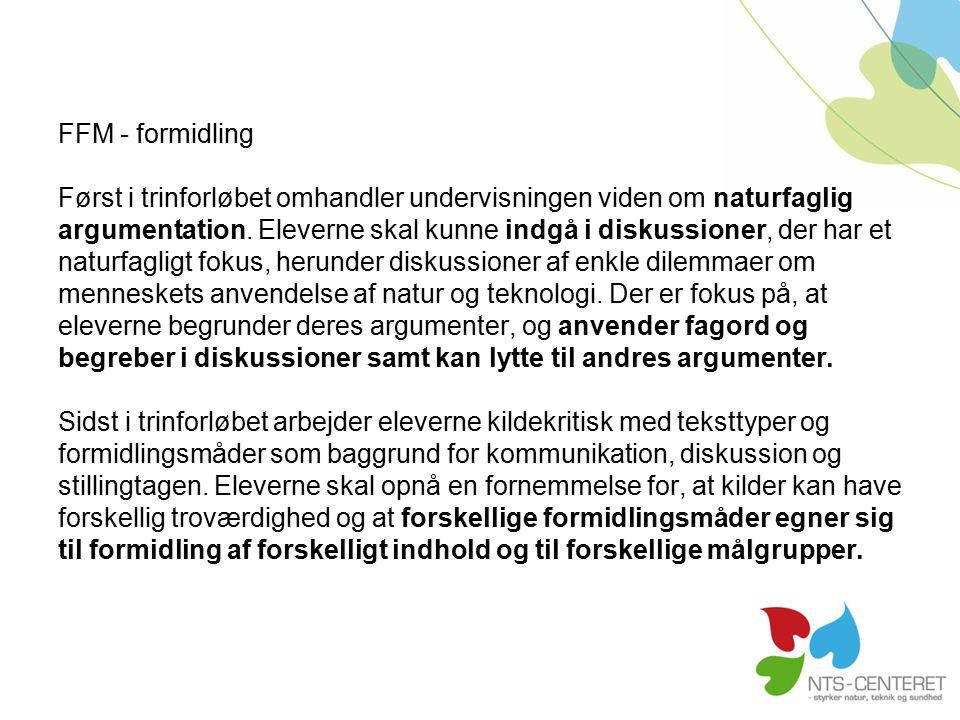 FFM - formidling