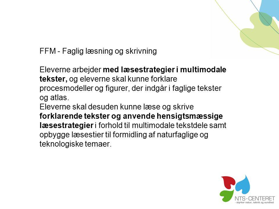 FFM - Faglig læsning og skrivning