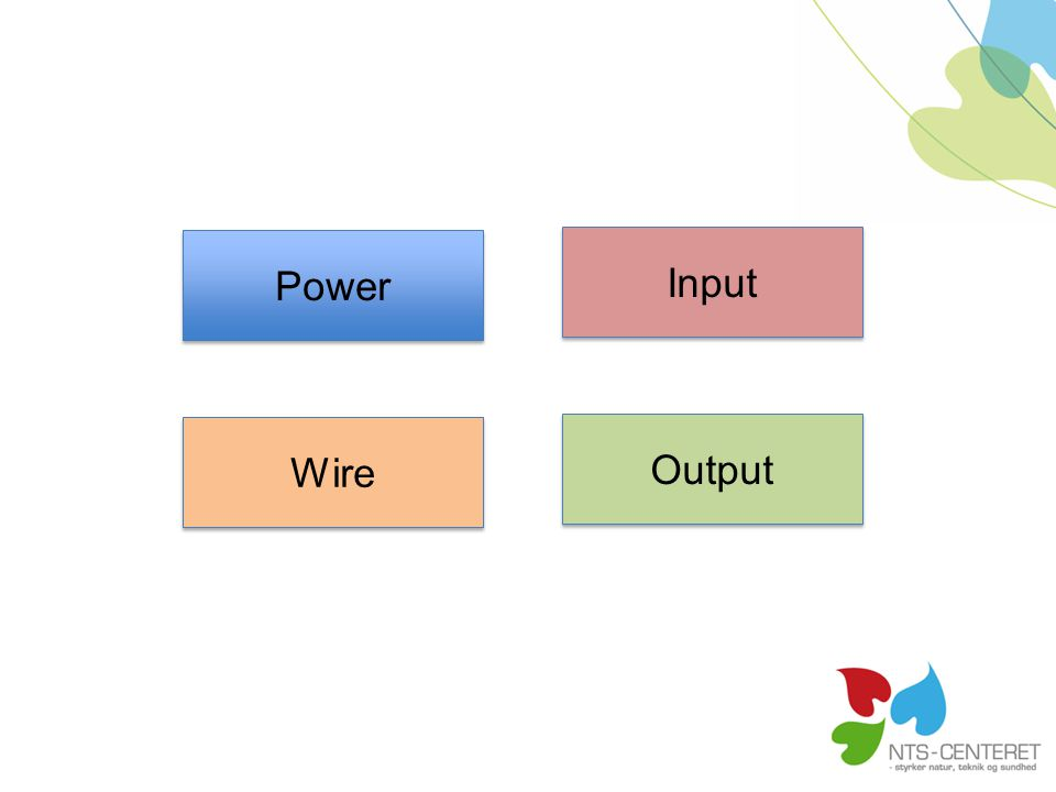 Power Input Wire Output