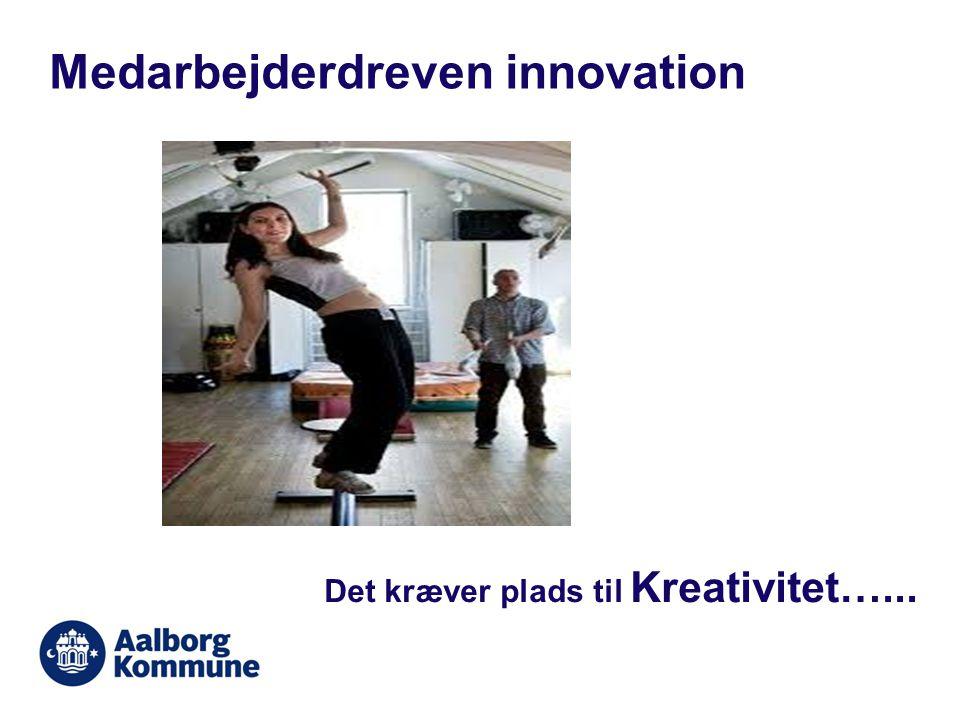Medarbejderdreven innovation