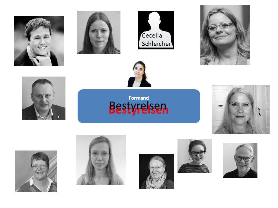 Bestyrelsen Cecelia Schleicher Formand Om bestyrelsen