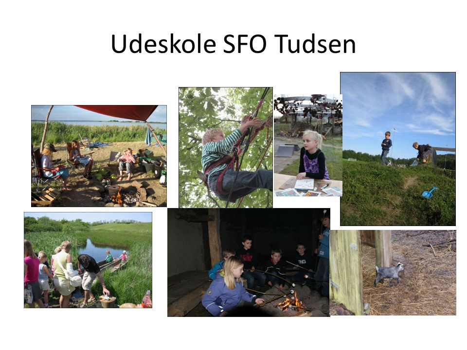 Udeskole SFO Tudsen