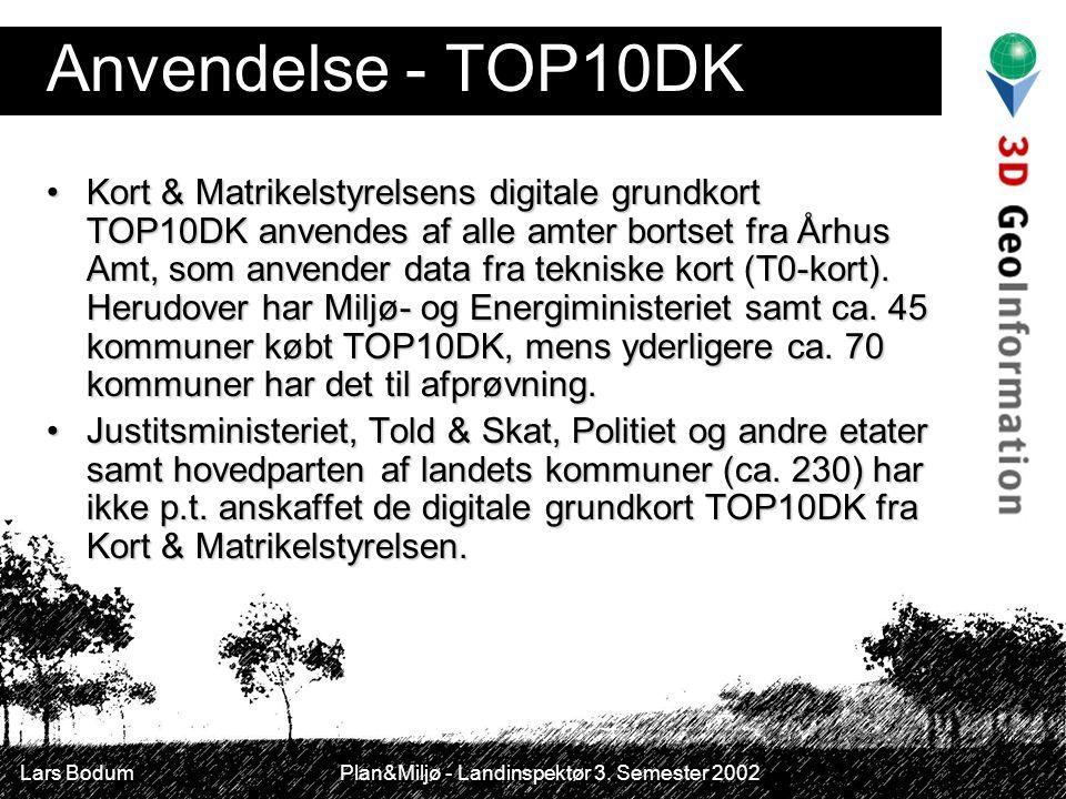 Anvendelse - TOP10DK