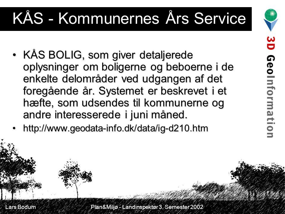 KÅS - Kommunernes Års Service