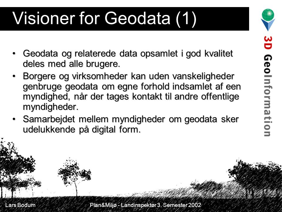Visioner for Geodata (1)