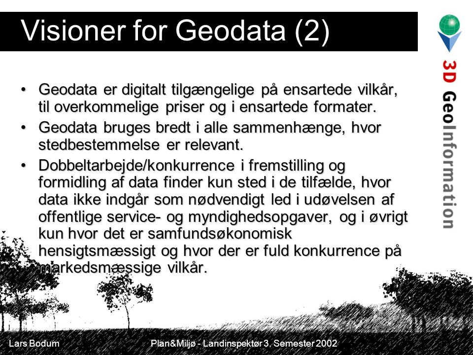 Visioner for Geodata (2)