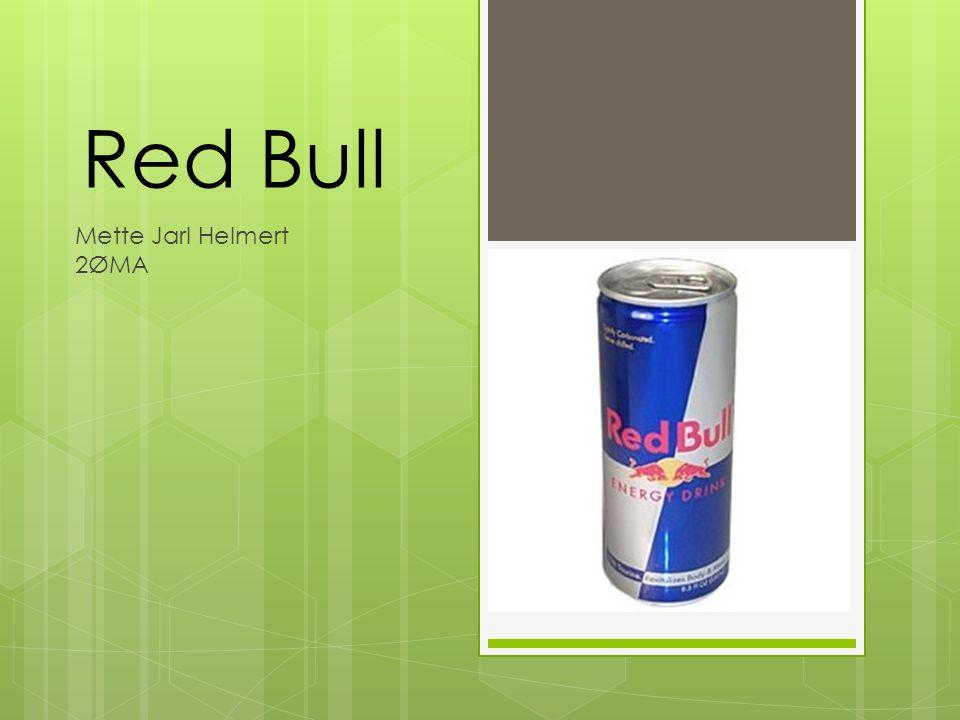 Red Bull Mette Jarl Helmert 2ØMA