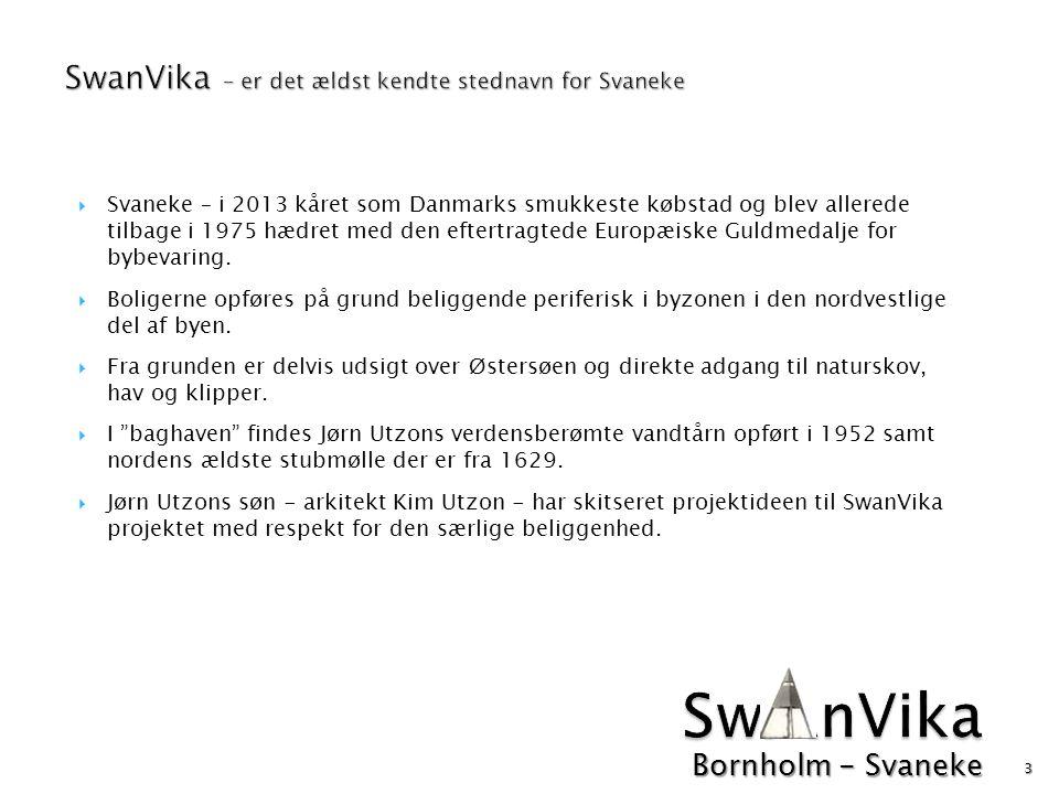 SwanVika – er det ældst kendte stednavn for Svaneke