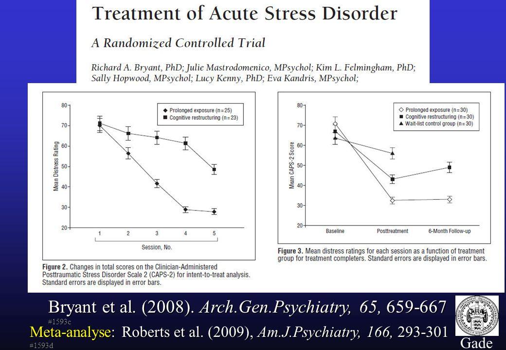 Bryant et al. (2008). Arch.Gen.Psychiatry, 65, 659-667 #1593c