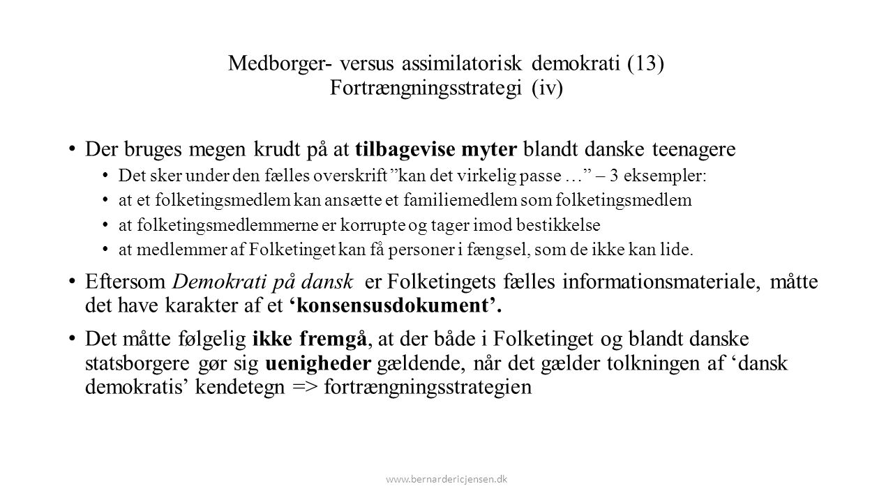 Der bruges megen krudt på at tilbagevise myter blandt danske teenagere
