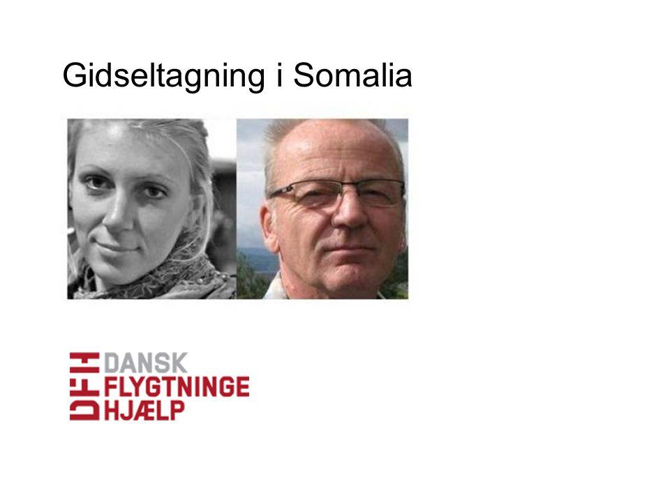 Gidseltagning i Somalia