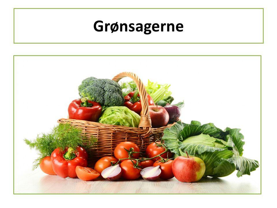 Grønsagerne