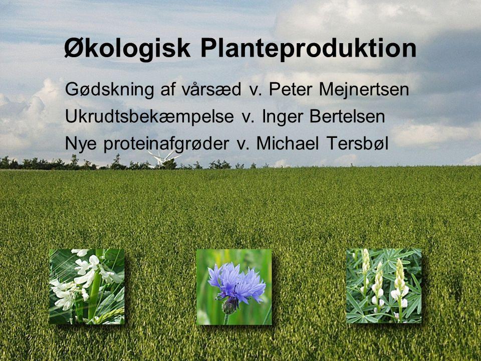 Økologisk Planteproduktion