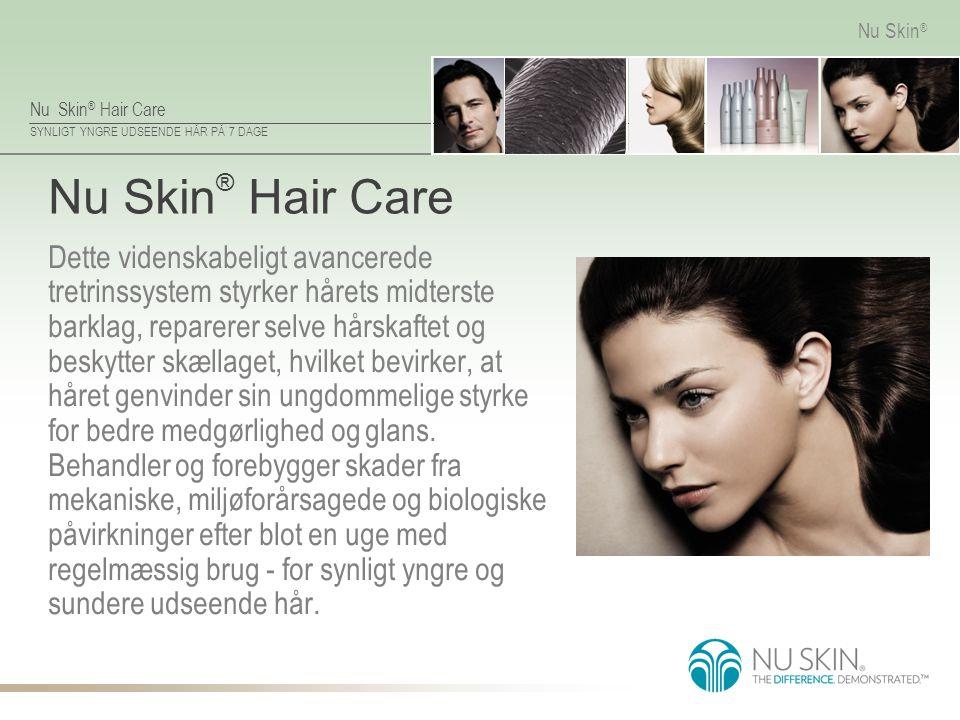 Nu Skin® Hair Care