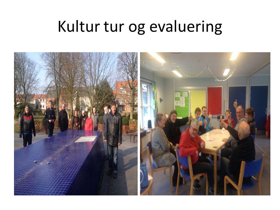 Kultur tur og evaluering