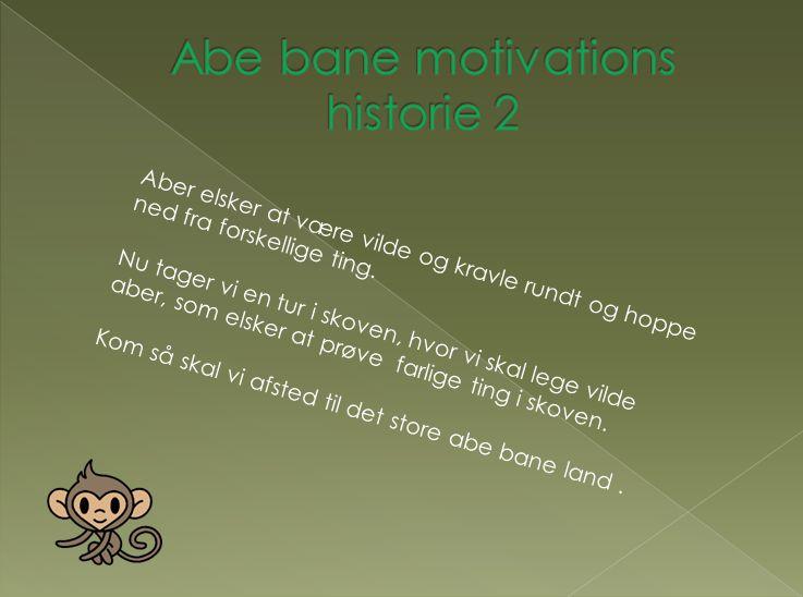 Abe bane motivations historie 2
