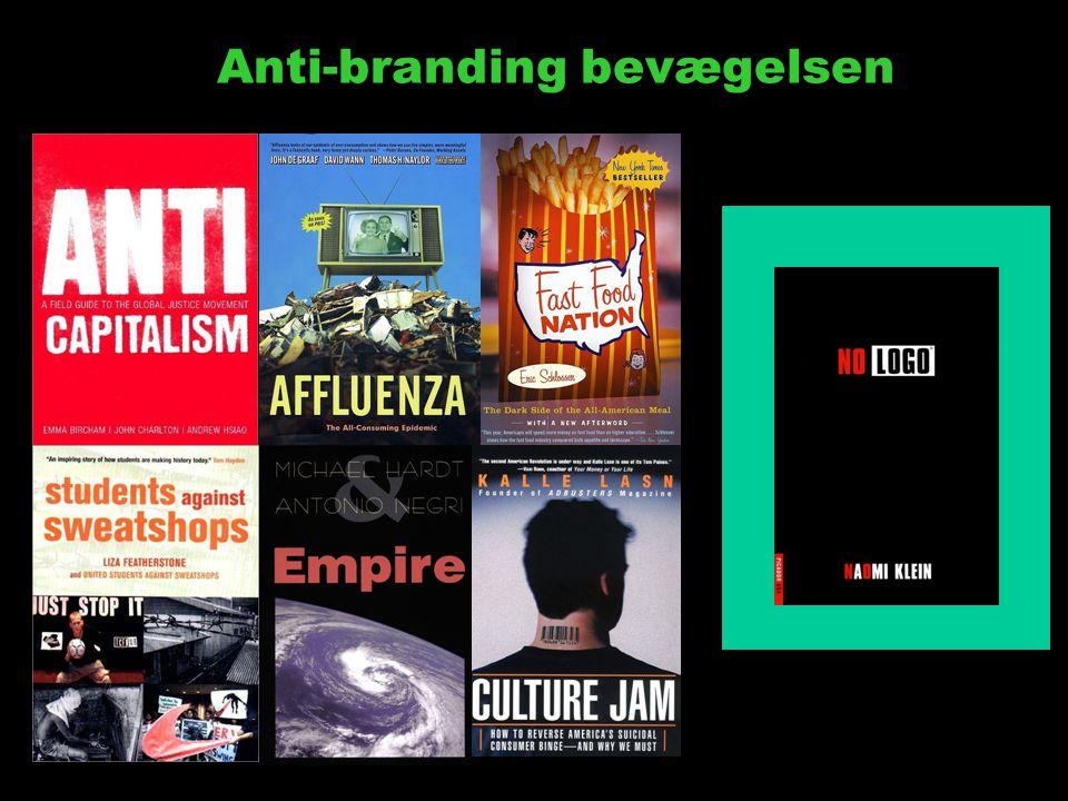 Anti-branding bevægelsen