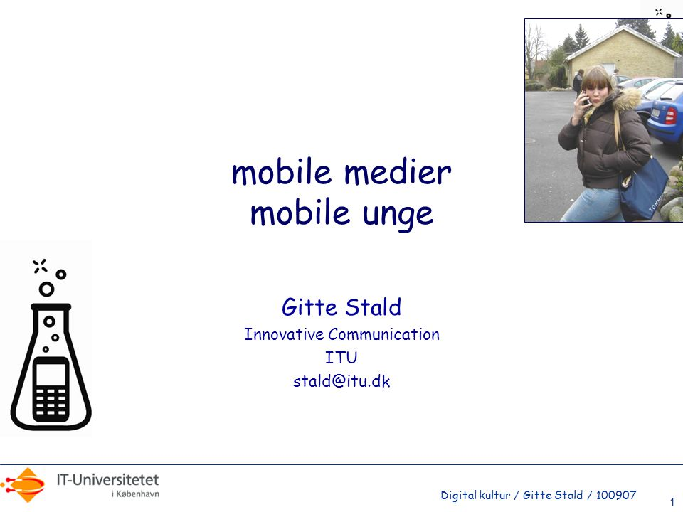 mobile medier mobile unge