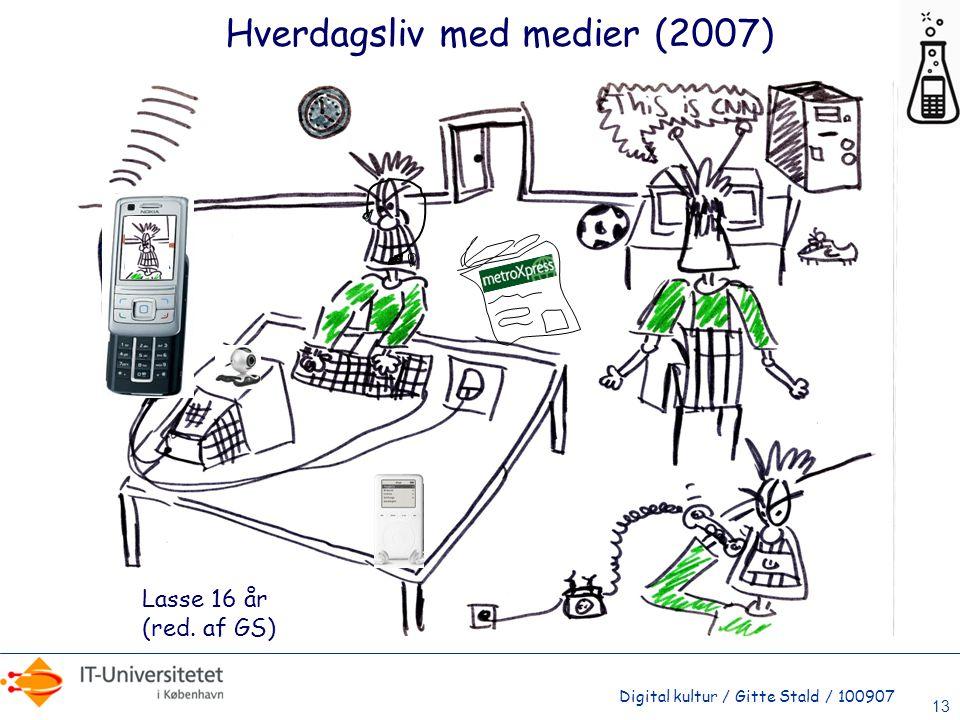 Hverdagsliv med medier (2007)