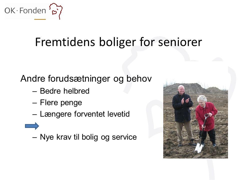 Fremtidens boliger for seniorer