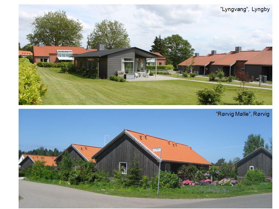 Lyngvang , Lyngby Rørvig Mølle , Rørvig