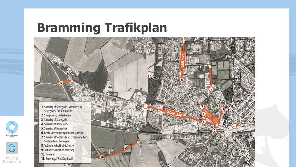 Bramming Trafikplan