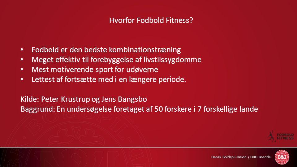 Hvorfor Fodbold Fitness