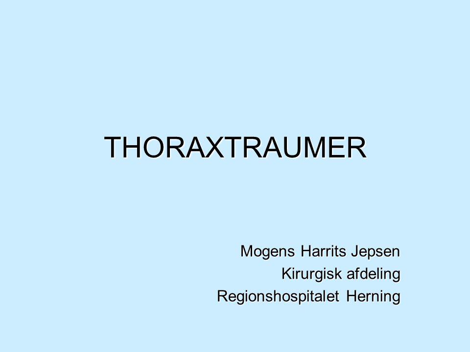 Mogens Harrits Jepsen Kirurgisk afdeling Regionshospitalet Herning
