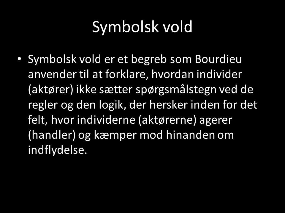 Symbolsk vold