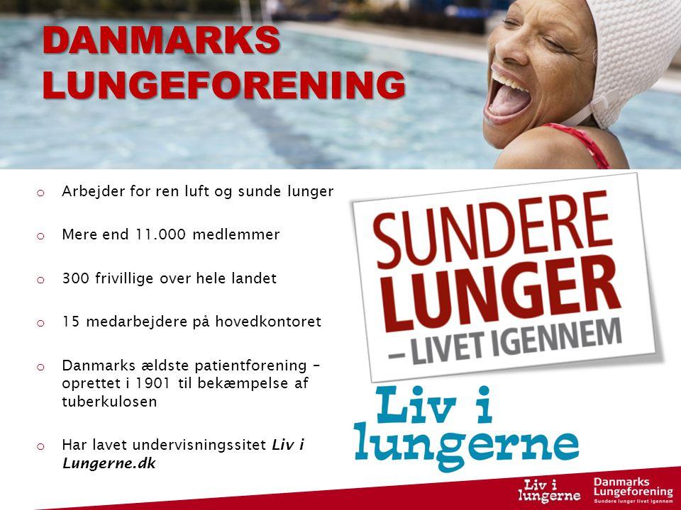 DANMARKS LUNGEFORENING