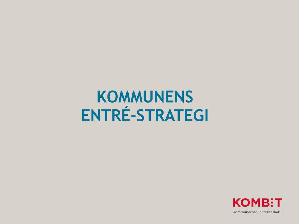 Kommunens entré-strategi