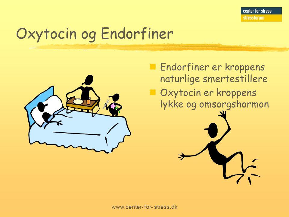 Oxytocin og Endorfiner
