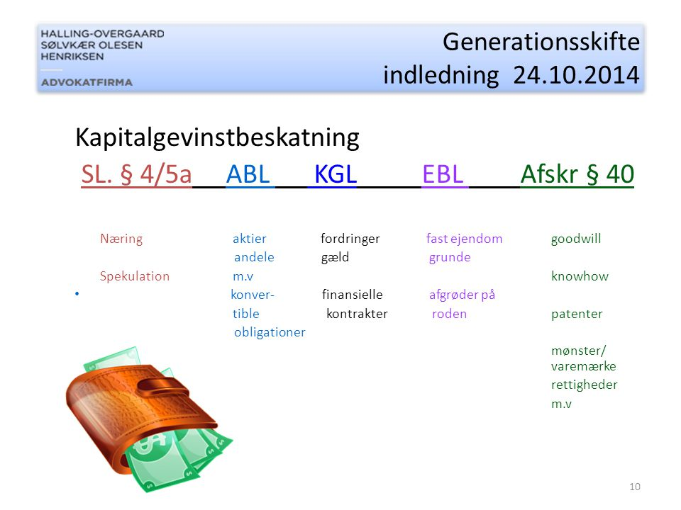 Generationsskifte indledning - ppt download