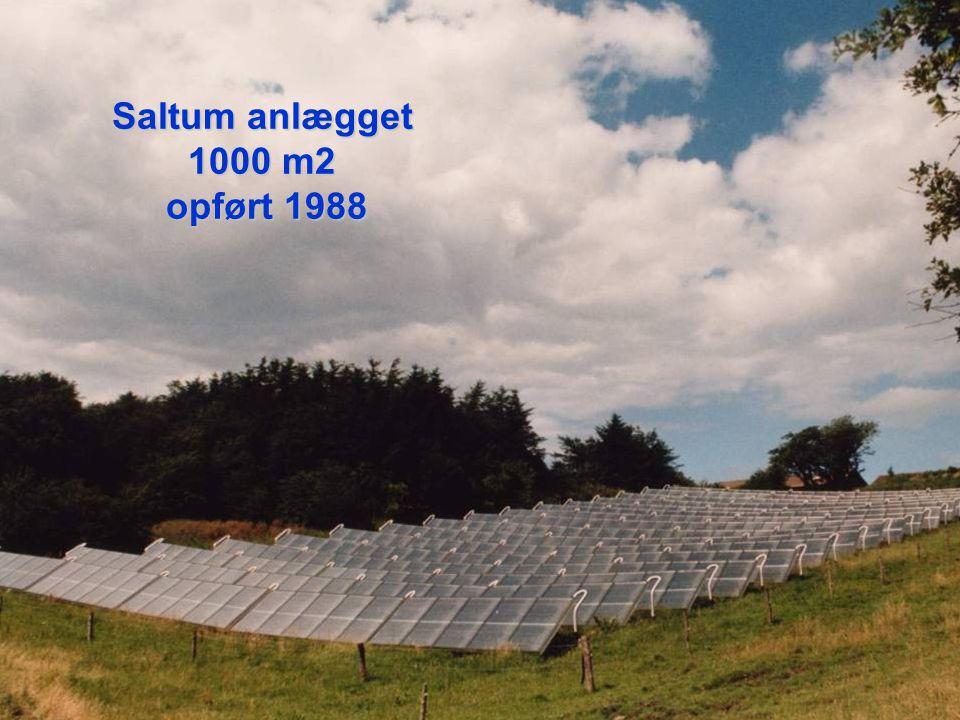 Saltum anlægget 1000 m2 opført 1988